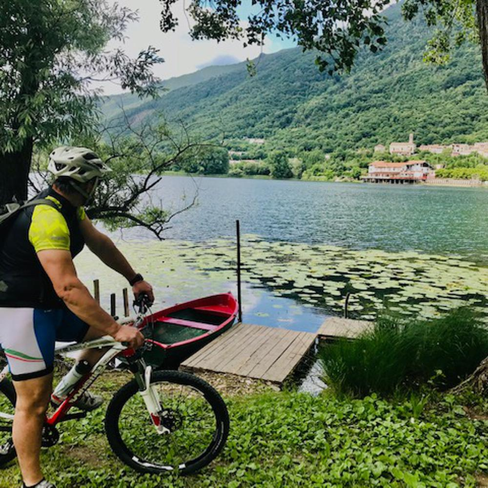 Mountain bike e E-bike tours